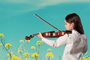 Violin Workshop: Music For Your Soul