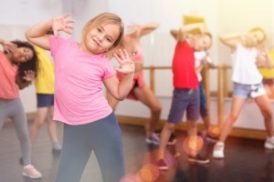 Western Dance and Bollywood Classes - 9  month