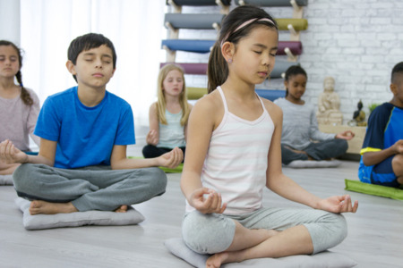 Yoga Class for Little Ones