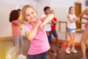 Zumba Workshop For Kids